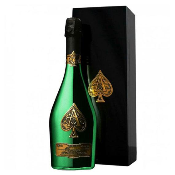 Armand de Brignac Champagne Brut Green Edition 0,75l 12,5% DD