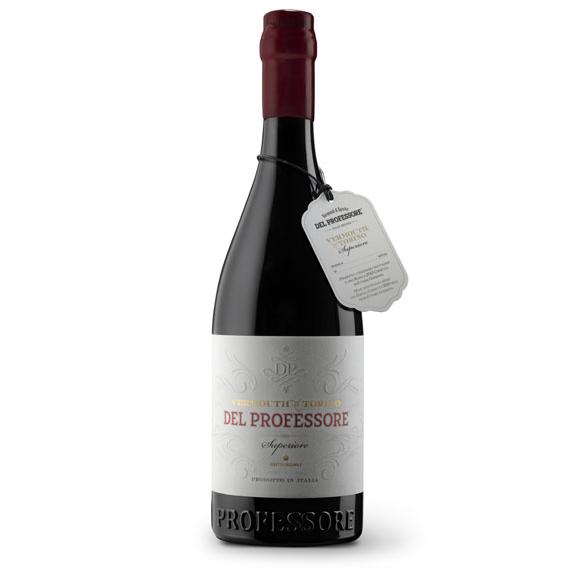 Del Professore Vermouth Barolo 0,75l 18%