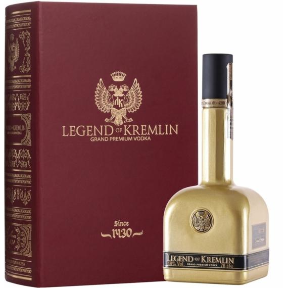 Legend Of Kremlin 0,7l 40% Red DD