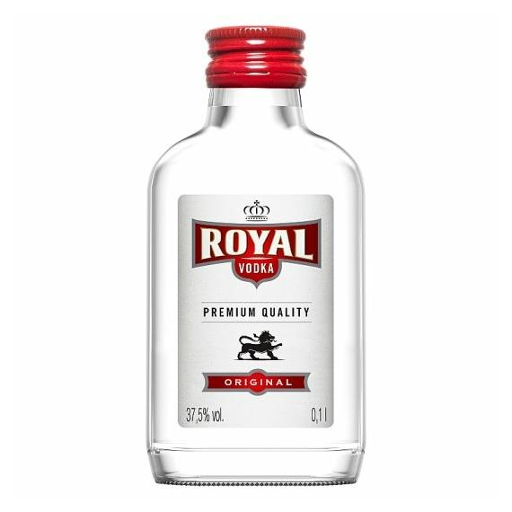 Royal Vodka 0,1l 37,5% mini