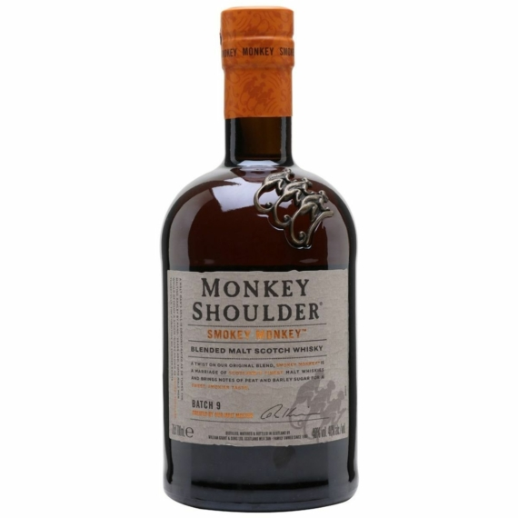 Monkey Shoulder Smokey Monkey 0,7l 40%