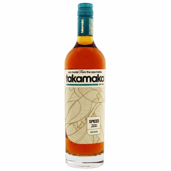 Takamaka Spiced rum 0,7l 38%