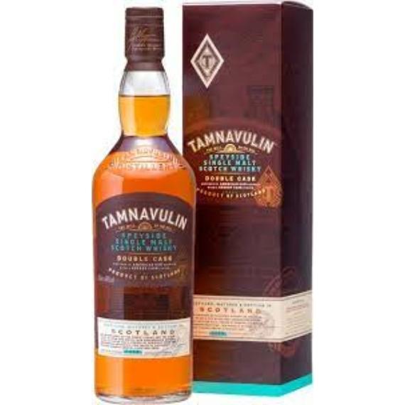 Tamnavulin Double Cask 0,7l DD Speyside single malt scotch whisky