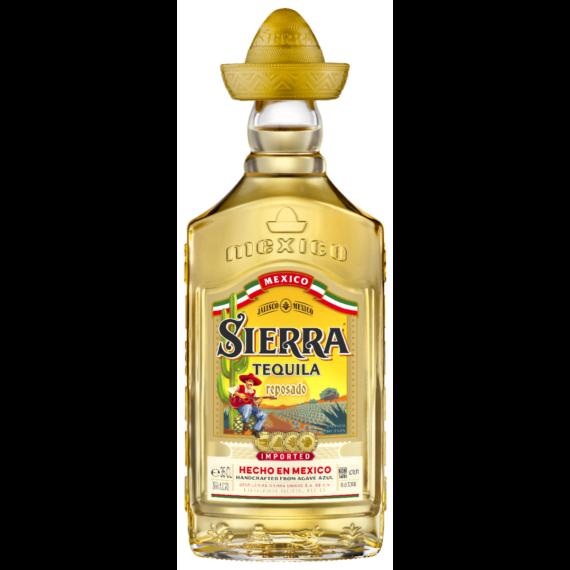 Tequila Sierra Gold 0,5l 38% Reposado