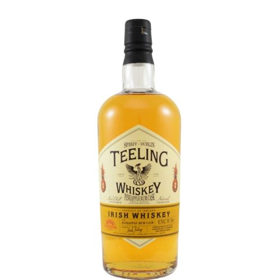 Teeling Whiskey  Pineapple Rum Cask Díszdobozban 0,7l 49,2%