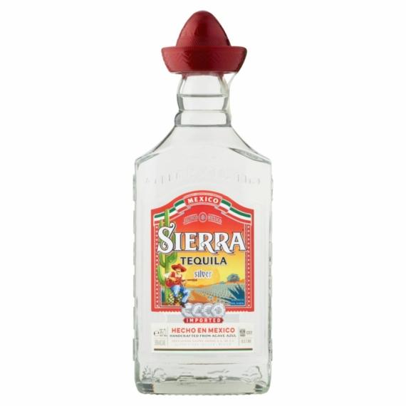 Tequila Sierra Silver 0,35l 38%