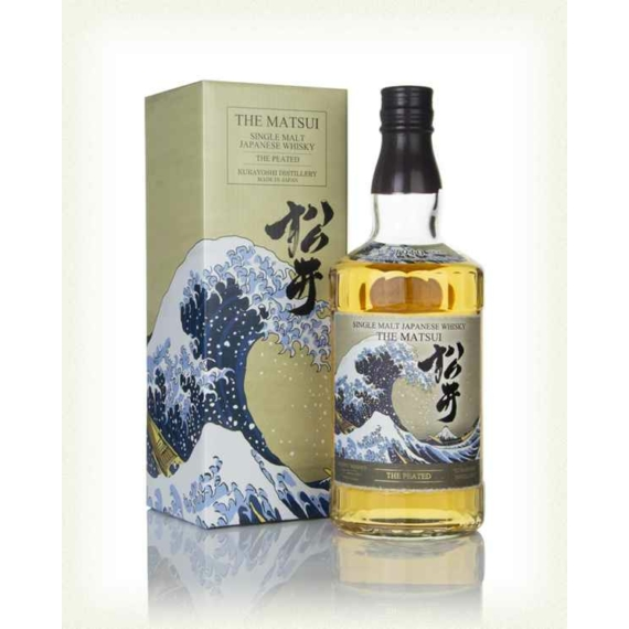 The Matsui the Peated whisky 0,7l 48% DD