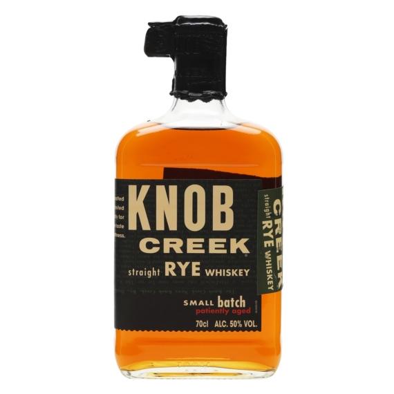 Knob Creek Kentucky Straight Rye whiskey 0,7l 50%