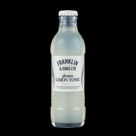 Franklin & Sons tonic Sicilian Lemon 0,2l