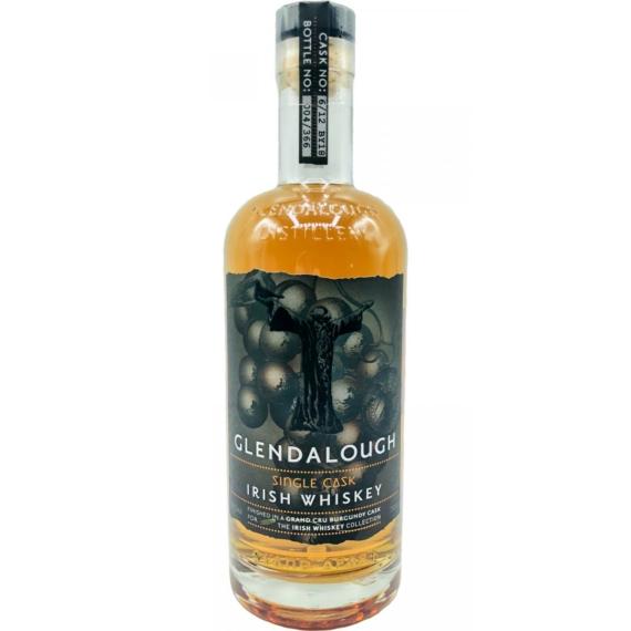 Glendalough Single Cask Irish Whiskey Grand Cru Burgundy Cask Finish  0,7l 42%