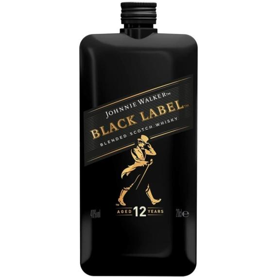 Johnnie Walker Black Pocket 12 éves 0,2l 40%