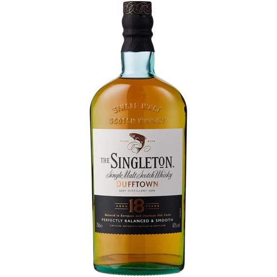 The Singleton of Dufftown 18 Éves Single Malt Whisky