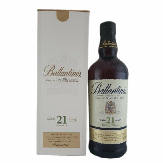 Ballantine's 21 éves Skót Whisky 0,7l 43%