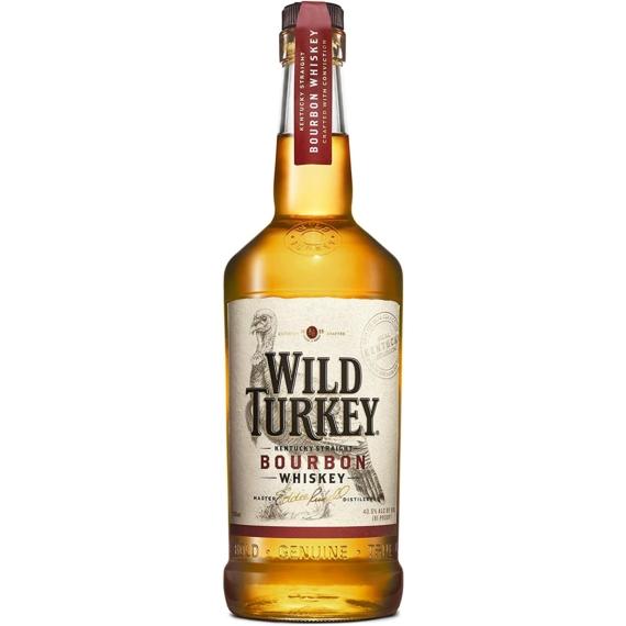 Wild Turkey 81 Bourbon Whiskey 0,7l 40,5%