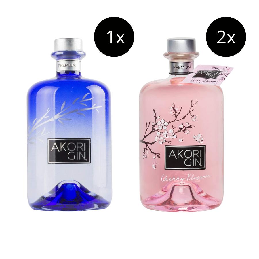 Akori Gin Mega Pack - Japán gin csomag