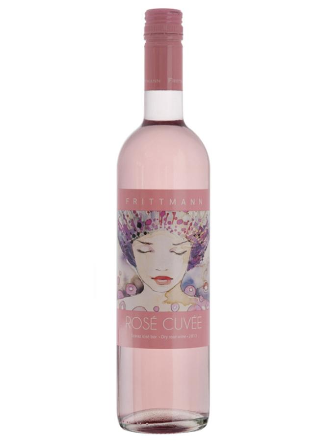 Frittmann Rosé Cuveé 0,75l sz.