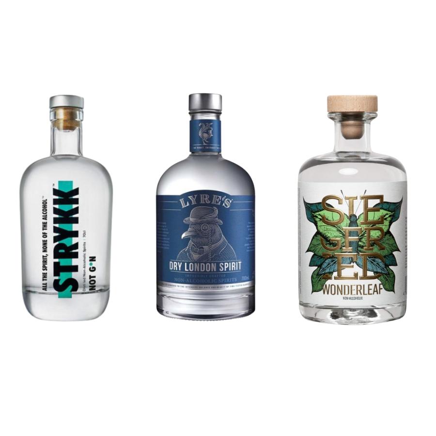 Alkoholmentes Gin Csomag
