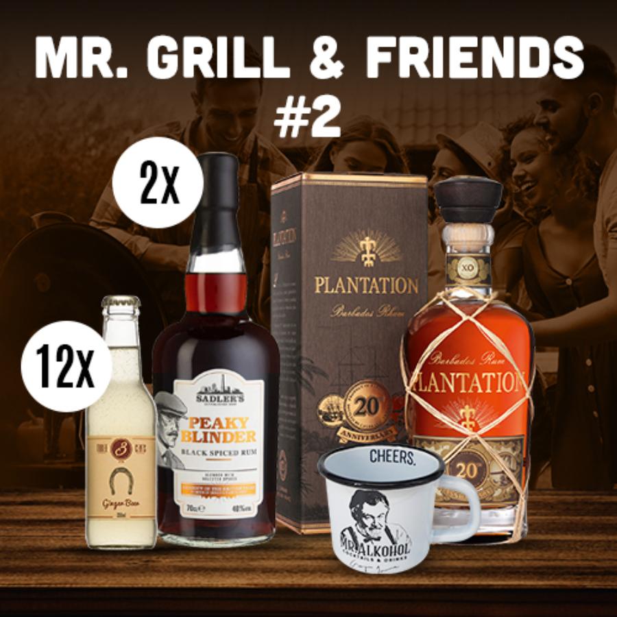 Mr. Grill & Friends #2