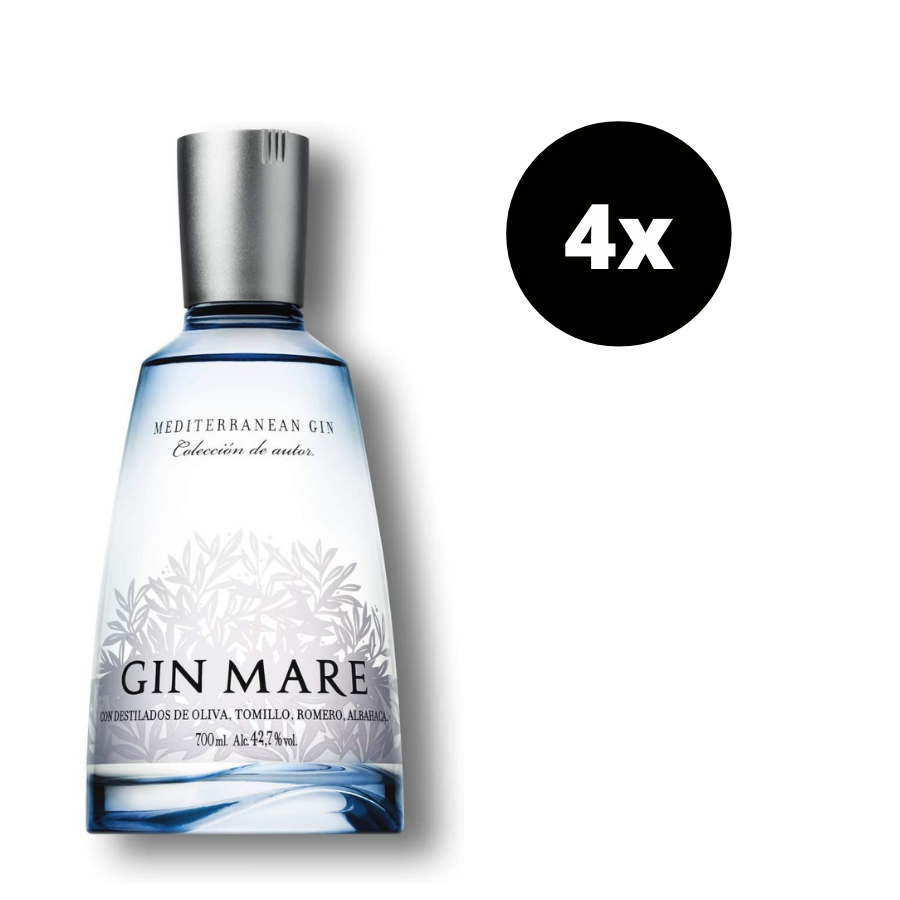 Gin Mare Party Pack