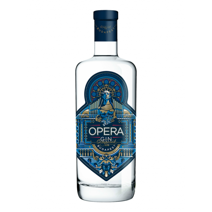 Opera Gin Budapest 0,7l 44%