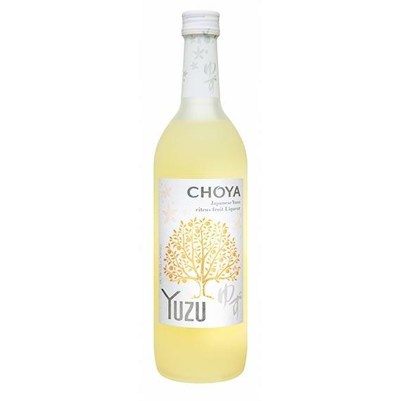 CHOYA Yuzu Likőr 0,7l 15%