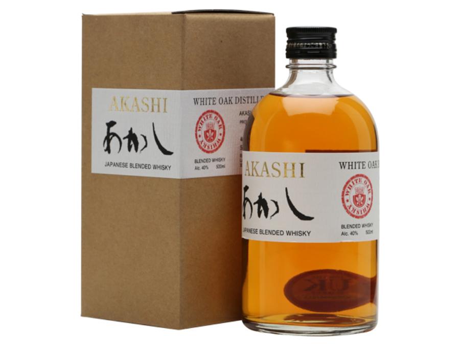 White Oak Akashi Blended Whisky 0,5l 40%