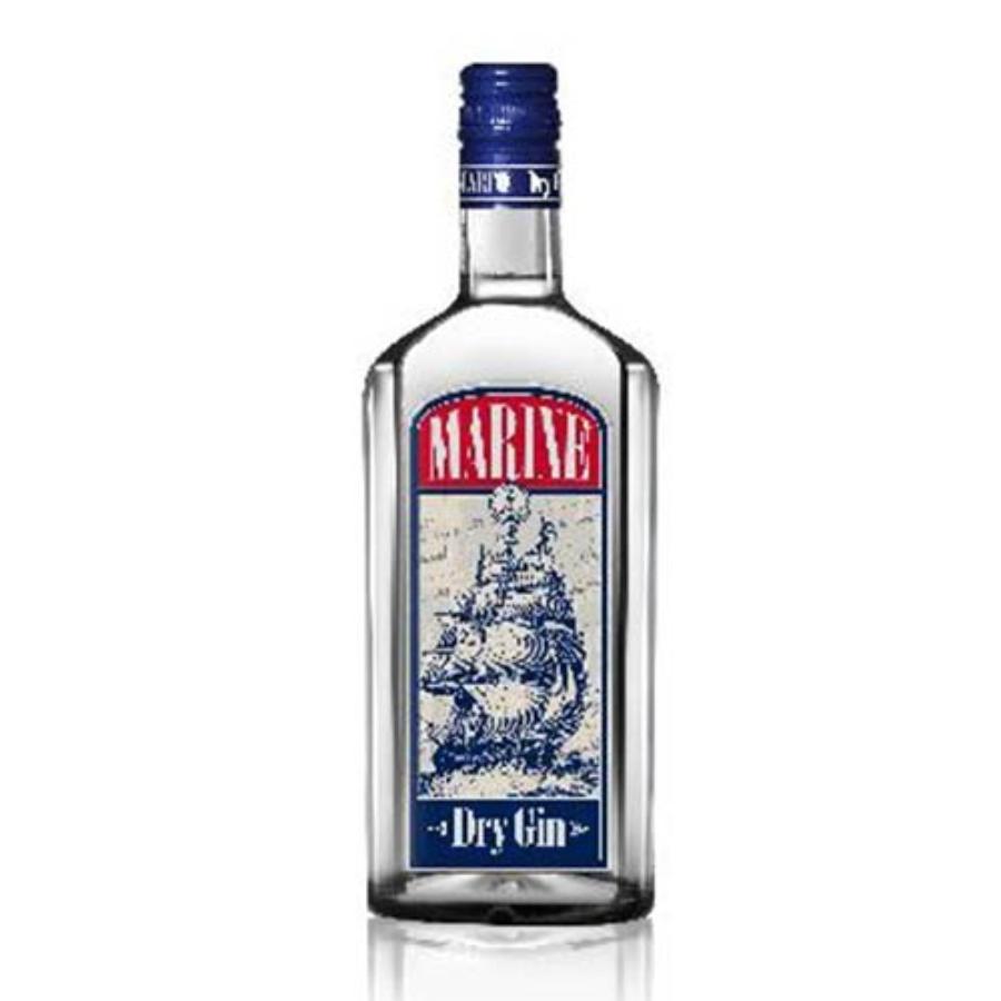 Marine Dry Gin 0,5L 37,5%